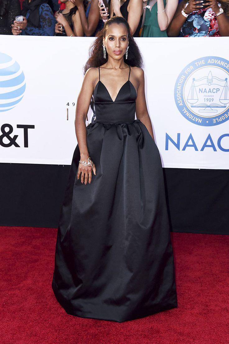 Meilleure habillée du Prix de l'image de NAACP: Kerry Washington, Halle Berry & More