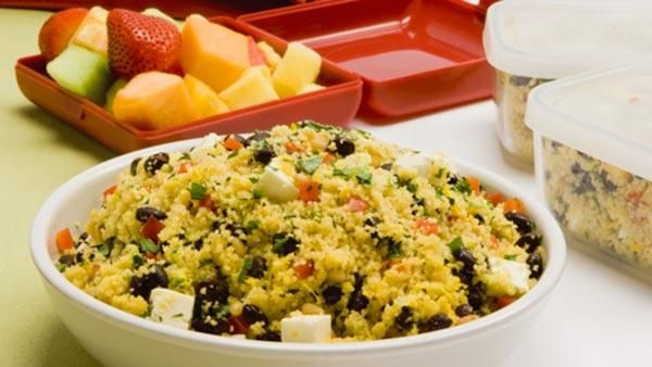 how to prepare non instant couscous