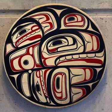 Haida Art Whale 62180174515e9527e83cjpg 375375 Pacific northwest