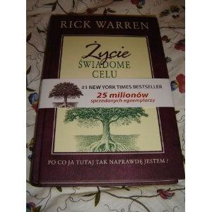 Polish Language Edition: Purpose Driven Life / Zycie Swiadome Celu / Po Co Ja Tutaj Tak Naprawde Jestem? / Rick Warren  $49.99