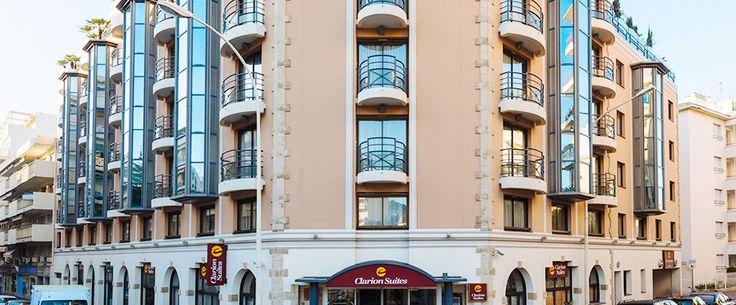 Clarion Suites Cannes Croisette **** - Exceptional hotels.