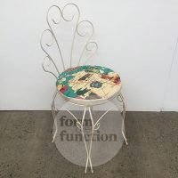 Vintage chair #eventhire