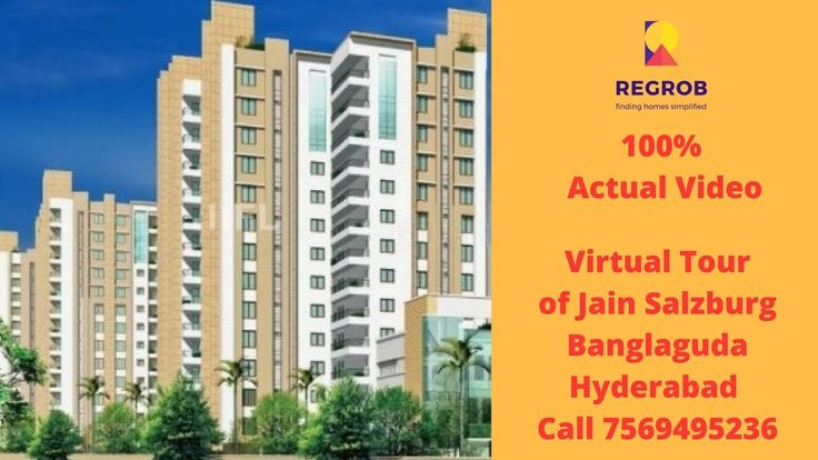 Jain Salzburg Banglaguda Hyderabad | Actual Video December 2017 | Call 7569495236 Call 756949536 | Jain Salzburg is a residential project located at Banglaguda Hyderabad. its a ready to move project. The total area of this project is 5 Acres. There are 3 numbers of blocks and 588 numbers of Flats. There is 80% open Area. In this Project 2BHK & 3BHK flats are available at 3495/sqft only. Its a 14 floor project with all modern amenities. Visit our website- http://ift.tt/2pGYvwH All the…