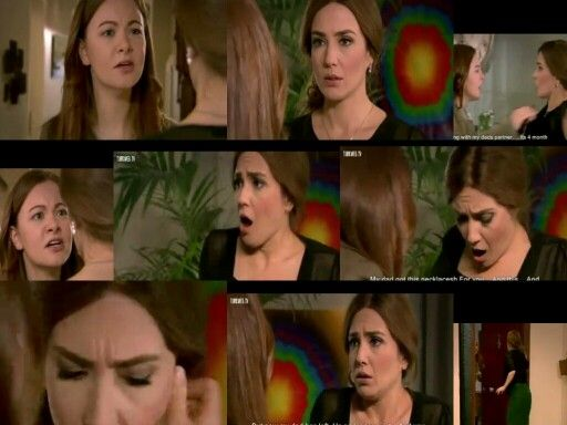 Ep49: Cansu:You are sleeping with my dad's Partner...Its 4 months only...My father wasn't here until 4 month.What kind of woman are you??. Sanem:Cansu are you now going to listen to me? Cansu: You killed my father! You killed my father Once more.With that man you truned my dad's death. Sanem:look we can't talk like this,that woman's silliness. Cansu:Silliness....Silliness is you**** My dad got this neckless for you.And this.......And this.....And the close was bought from my dad's money.This…