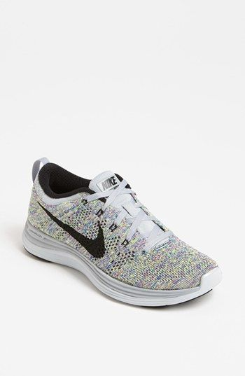 Nike 'Flyknit Lunar1 ' Running Shoe (Women) available at #Nordstrom