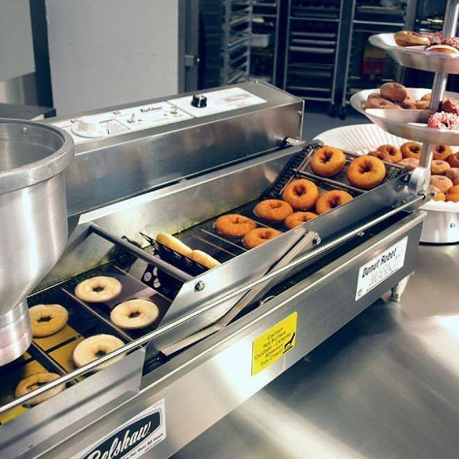 Vintage Donut Maker Commercial Google Search Mini Donut Recipes Donut Store Donut Maker