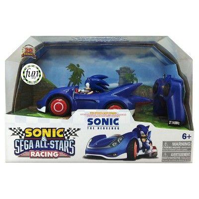 Nkok Sonic R/C Sonic Car, Radio Control Toy Vehicles