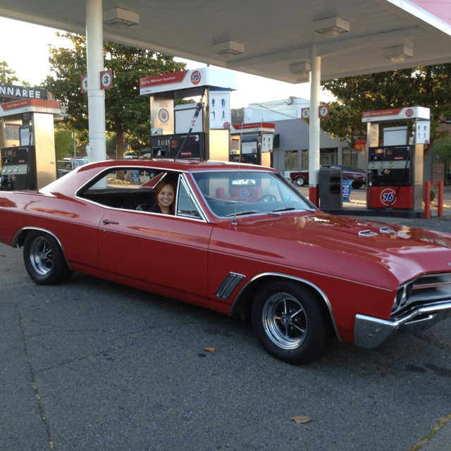 1967 Buick Skylark Gs400 Thinking Back When Gas Prices Were 33cents A Gallon Theultimateride Pinterest And Cars