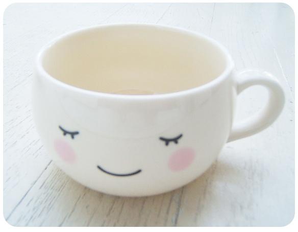 Kawaii emoticon canecas | Blog | GirlyBubble
