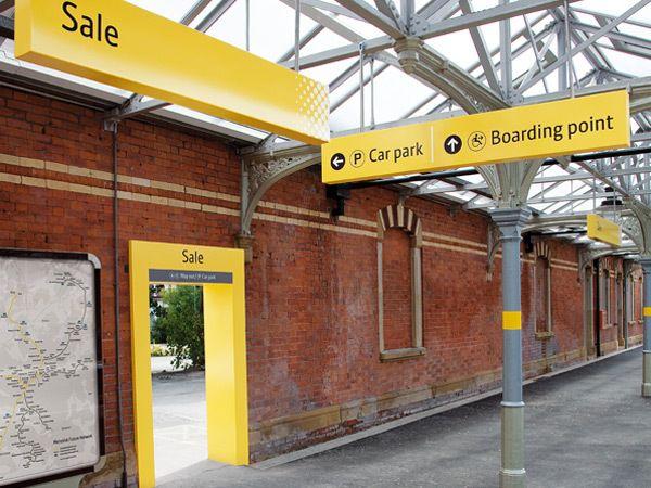 Metrolink by John Owens, via Behance