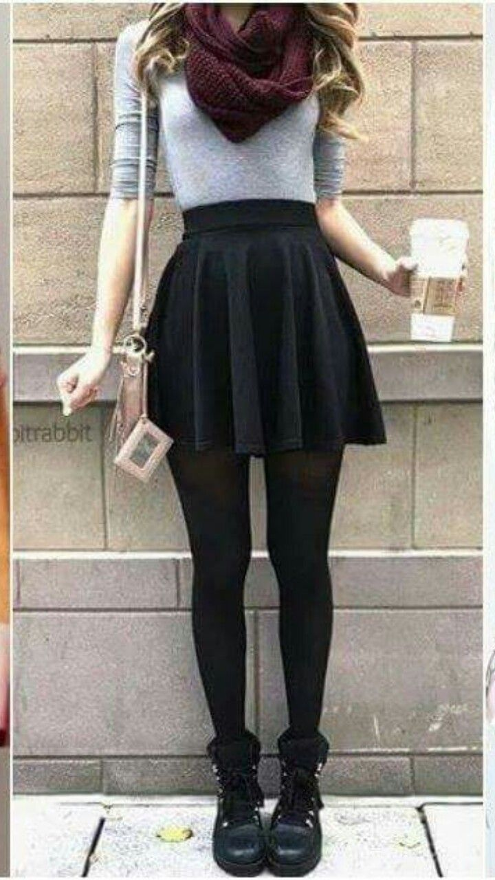 Ignore the link, this is a cute outfit