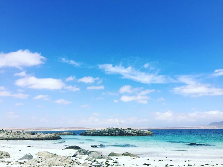 Bahía Inglesa .-