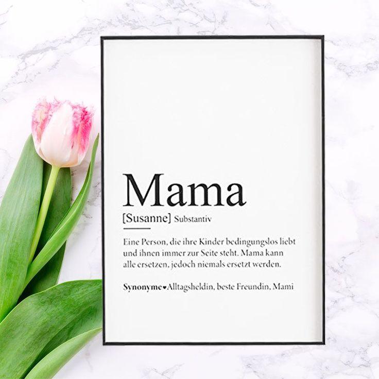 Muttertag: Die 10 besten Geschenkideen um von Herzen DANKE zu sagen