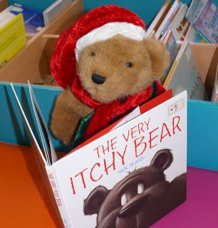 Christmas Adventures of Bing the Library Bear #8