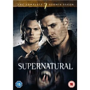 Supernatural: Season 7 Box Set (6 Discs) (with UltraViolet)