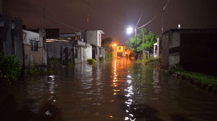 Murat solicita a la Segob declaratoria de emergencia por lluvias torrenciales en Oaxaca - proceso.com.mx
