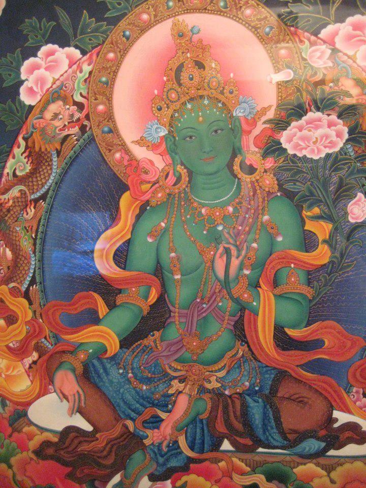 Green Tara 3: Green Tara