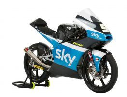 motogp.com · Moto3 - Romano Fenati - SKY Racing Team VR46 - Bike: KTM
