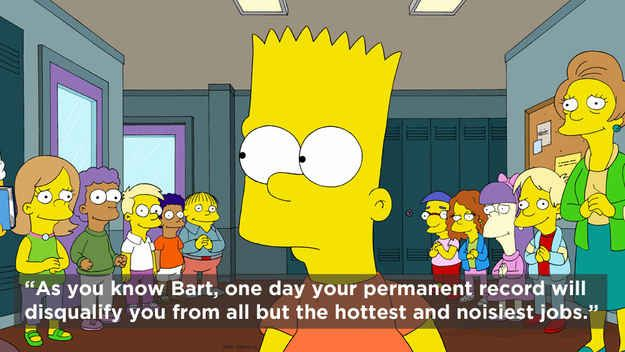 """On motivation.   The 8 Sassiest Quotes From """"The Simpsons""""' Edna Krabappel"""