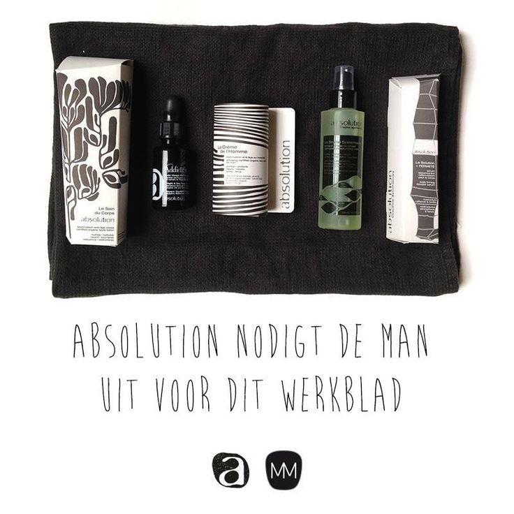 Absolution cosmetics, organische huidverzorging voor man en vrouw
