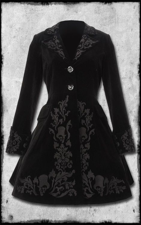 VICTORIAN COAT by ina