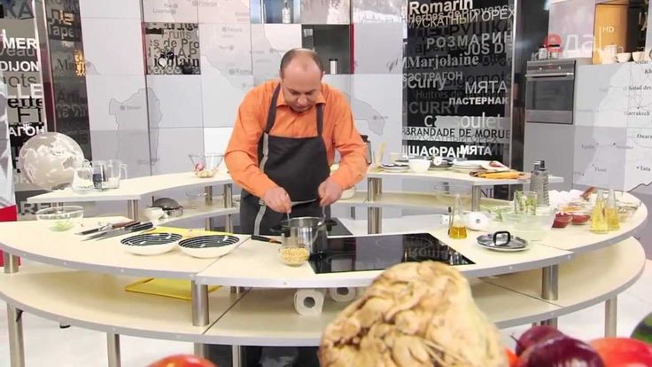 Кухня Италии. Спагетти с песто