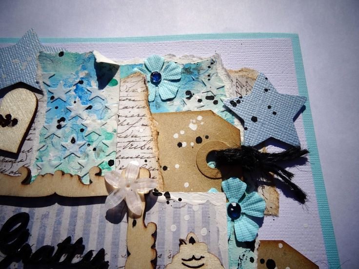 Nytt inlägg Grattiskort Mixed Media Check more at http://kristinasscrapbookingblogg.se/grattiskort-mixed-media/