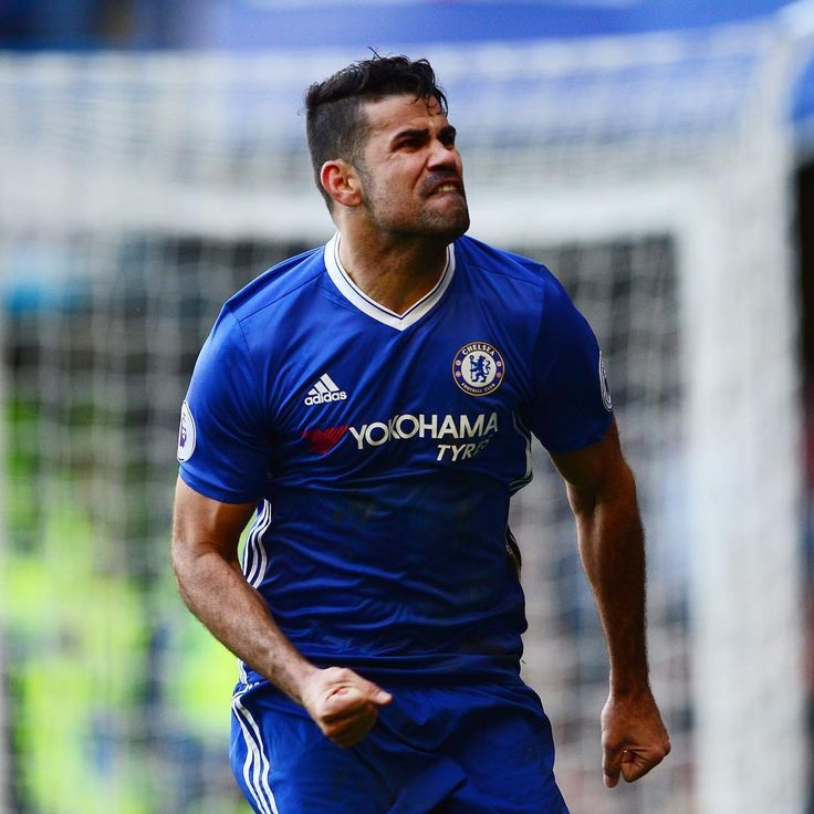 PL #15:  Chelsea 1-0 Westbrom Costa's 12th goal