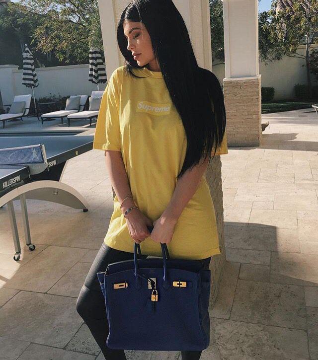   Kylie Jenner   baddie 
