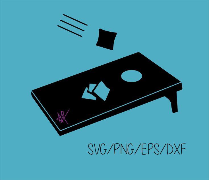 Download Cornhole SVG-Cornhole game svg-dxf-eps-png-for cricut ...