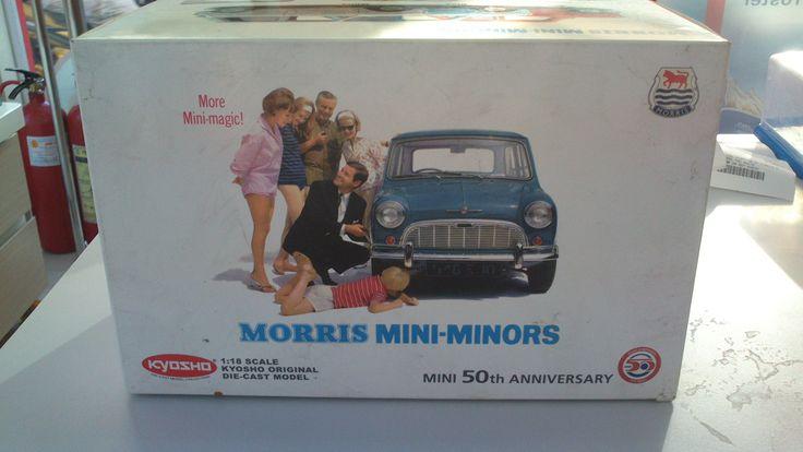 Kyosho Morris Mini 50 years anniversary ! love it xxx