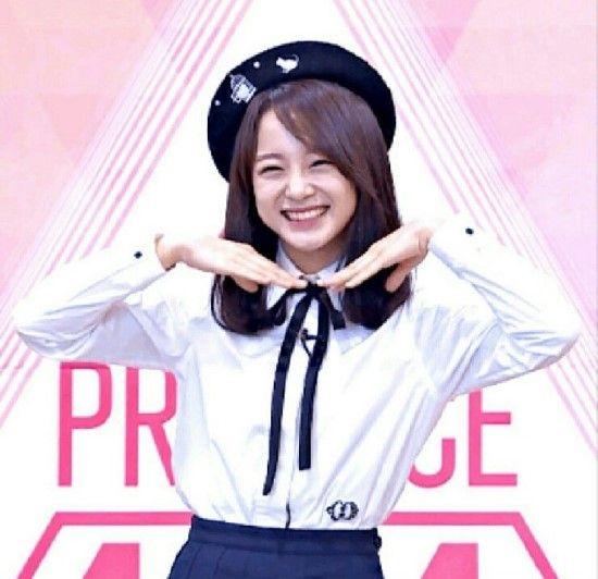PRODUCE 101 - Kim SeJeong 김세정 (JELLYFISH) #세정 #갓세정 #프로듀스101
