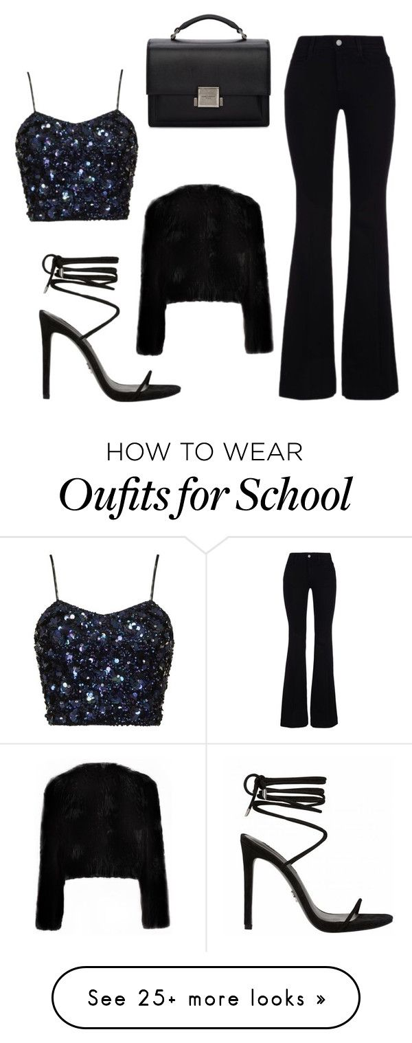 """Untitled #113"" by brey322 on Polyvore featuring STELLA McCARTNEY and Yves Saint Laurent"