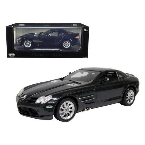 Mercedes Mclaren SLR Black 1/12 Diecast Model Car by Motormax