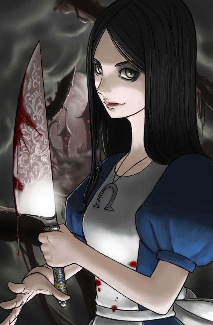 American McGee's Alice ♥️♥️♥️