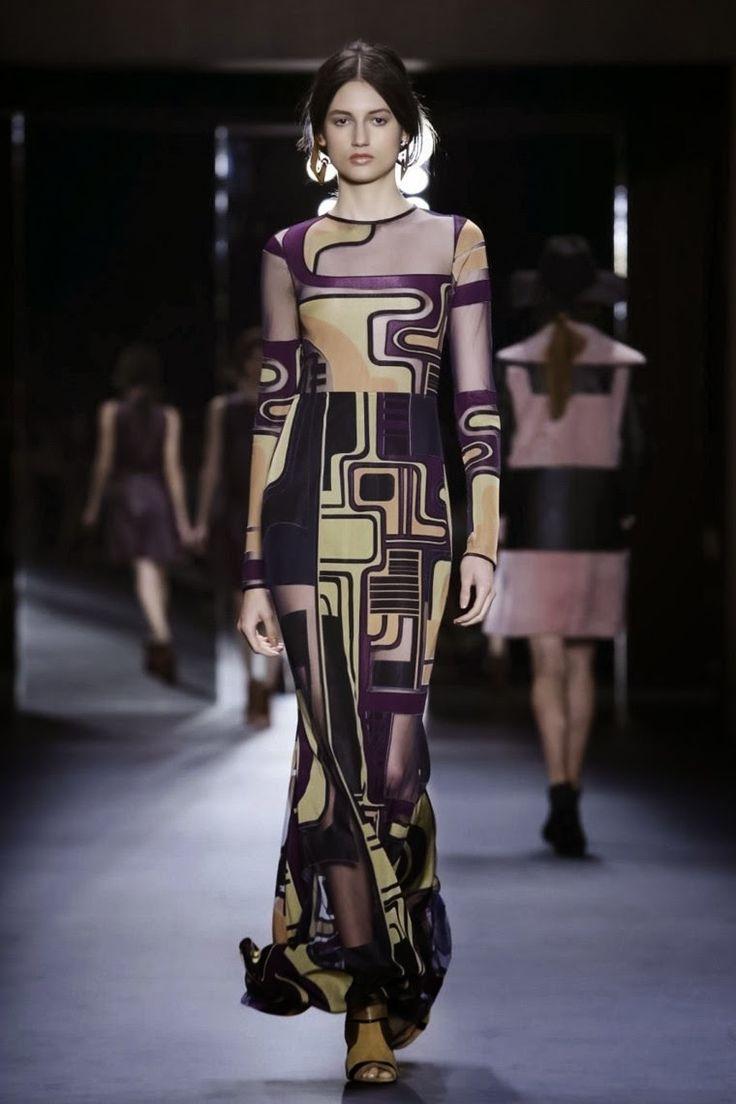 LILLY SARTI - Fall Winter 2015 - Sao Paulo Fashion Week