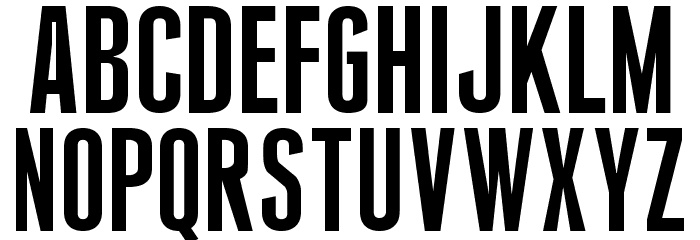 Or this: Fonts, Guys