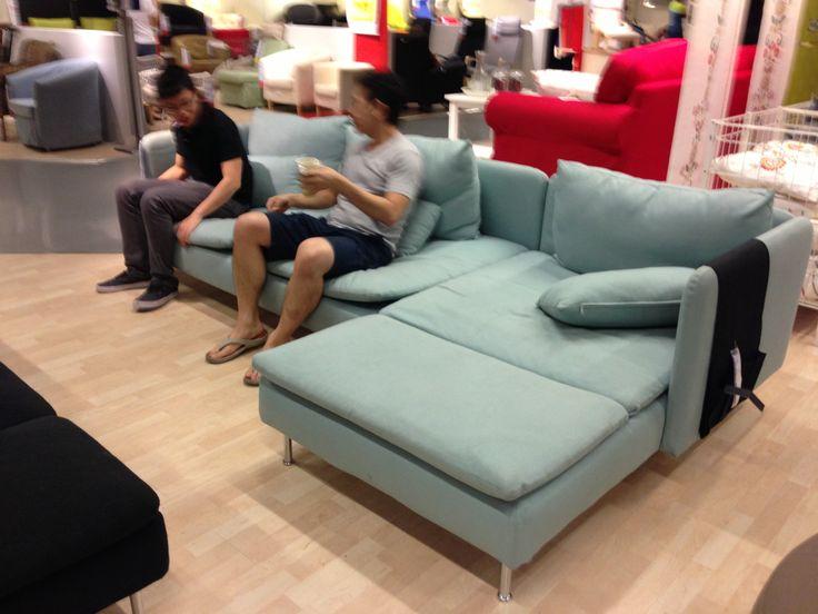 Ikea soderhamn sofa review apt ideas for Chaise longue sofa bed reviews