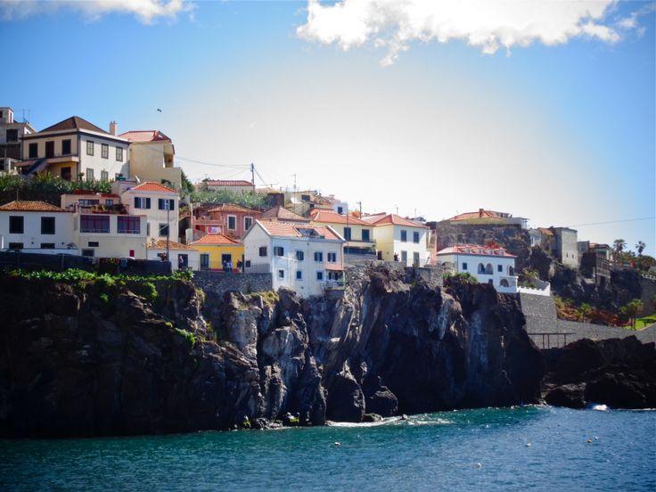 Camara do Lobos, Madeira, Portugal