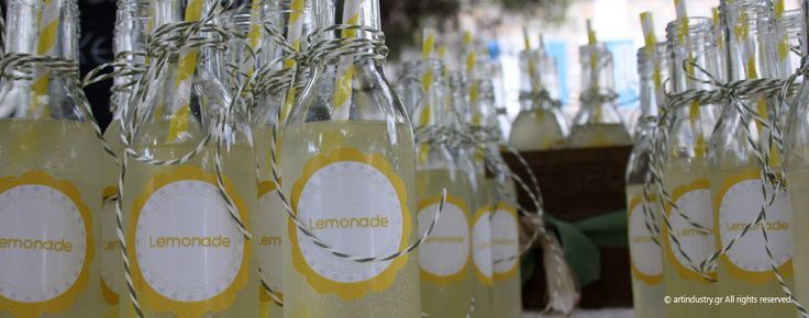 #artindustry #artindustrygr #ChristeningDecoration #Syros #WoodDecoration #ChristeningFavors #lemonade