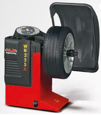 Watch M&B Engineering Dido Service Mobile Truck Wheel Balancer Procedure @ https://www.youtube.com/watch?v=jVmO0QJztLQ&feature=youtu.be You can buy M&B #WheelBalancer from Interequip visit at: http://www.interequip.com.au/wheel_balancer/