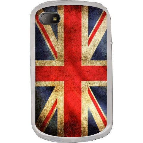 Blackberry Q 10 için Ozi İngiliz kapak