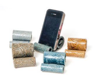 ceramic handmade Cell Phone Holder - Google Search