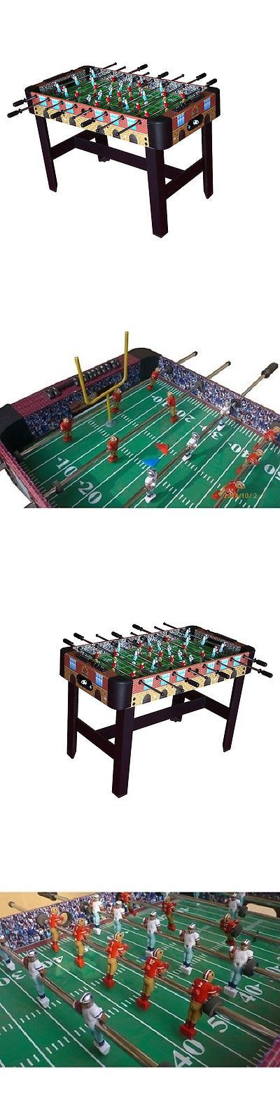 Foosball 36276: Foosball Table Soccer Foos Ball Football Family Game Room Arcade 2 Player Sports -> BUY IT NOW ONLY: $189.91 on eBay!