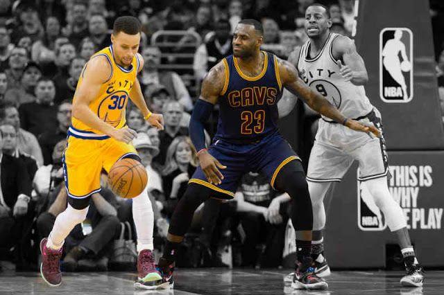 Apuestas de Las Vegas dan favorito a Warriors en la Final de la NBA