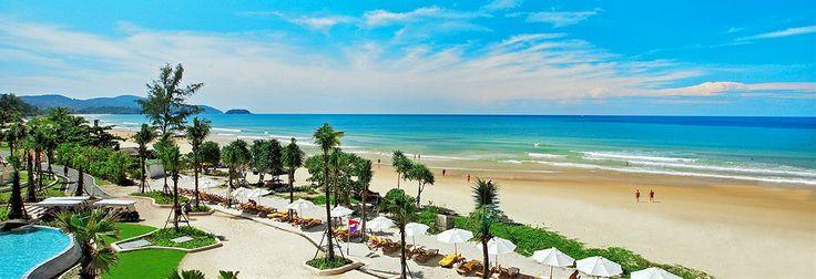 Centara Grand Beach Resort Phuket - Karon Beach, Thaimaa