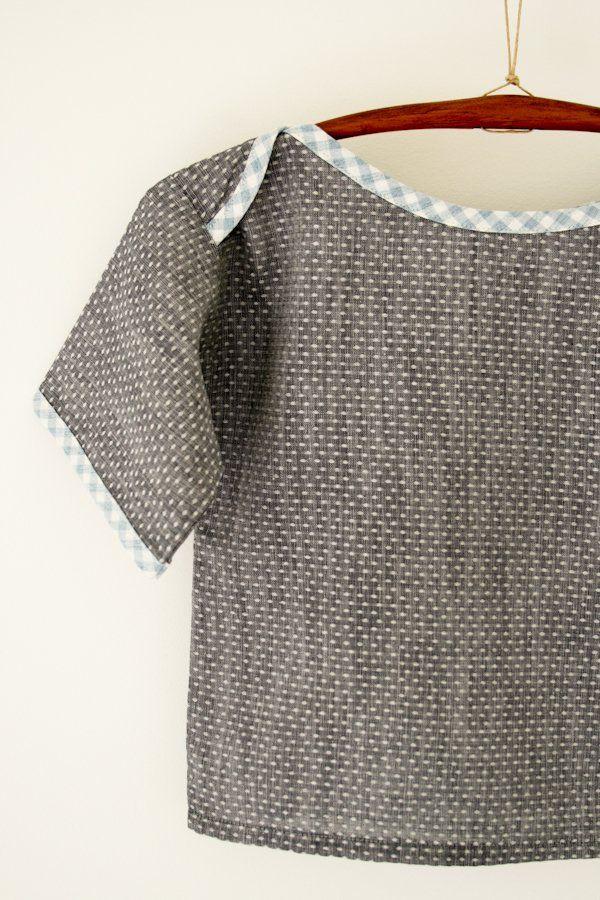 T-shirt pour tout-petit |  Purl Soho