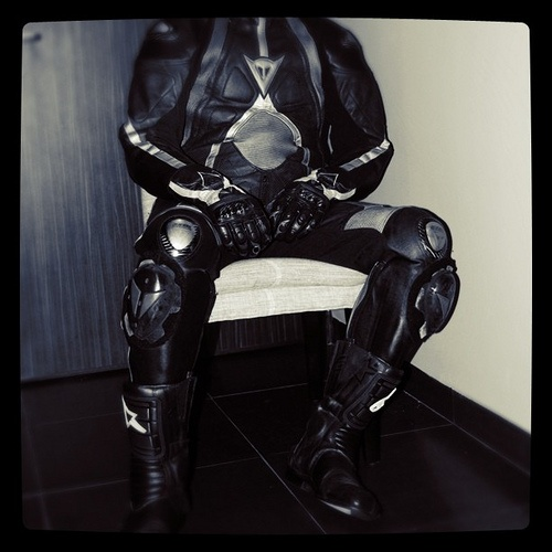 Dainese T-age racing suit