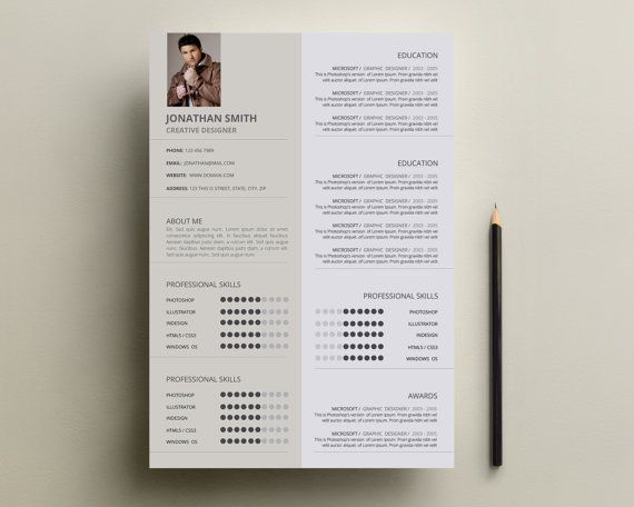 16 best images about curriculum vitae on pinterest