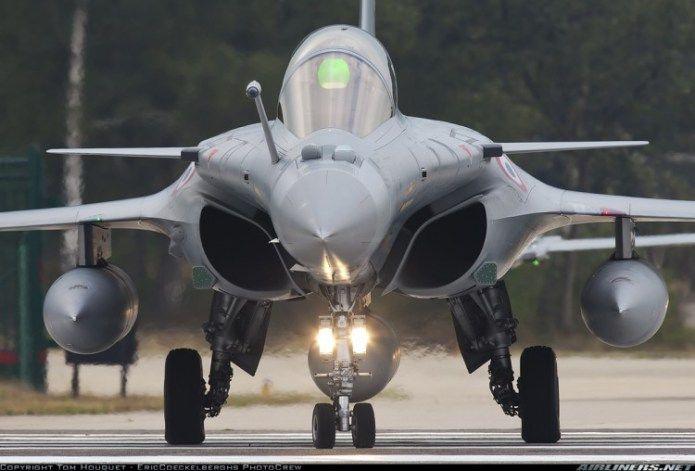 Jet tempur Rafale Perancis
